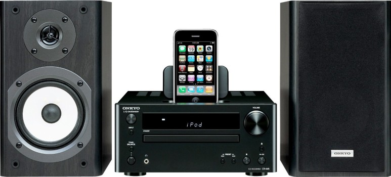 Onkyo CS-445 Mini Receiver: Voted Best Audio Mini System