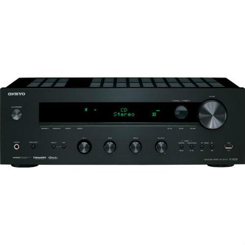 Onkyo tx 8050 av receiver packs a rich visual audio feast for Onkyo or yamaha receiver