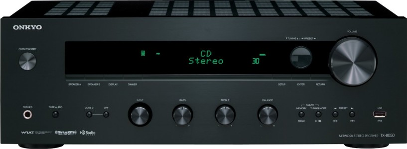 Onkyo TX-8050 Classic Stereo Audio Receiver