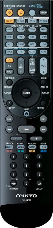 TX-NR828 Remote