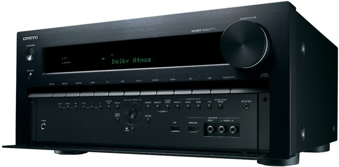 Onkyo TX NR838 7.2 Ch Network AV Receiver w HDMI 2.0