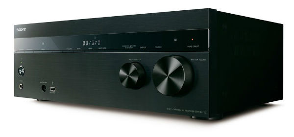 Sony STR-DH750 Audio And Video Receiver